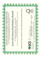 Forests NSW Certificate